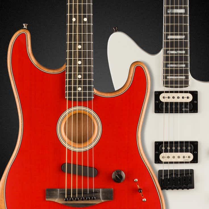 Sneak Peek: Fender 2020 Winter NAMM Debuts