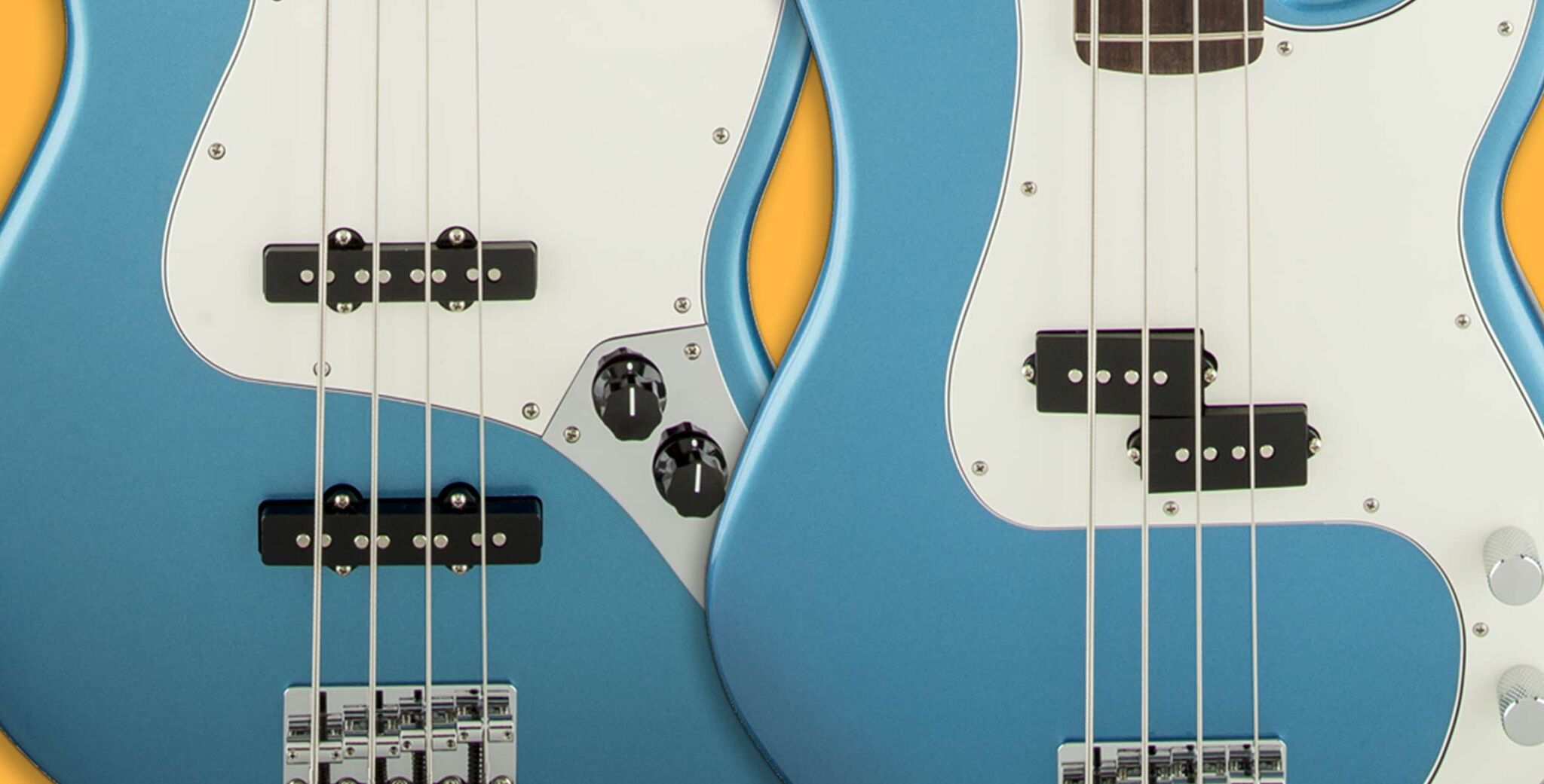Precision Bass Or Jazz Bass Which Is Right For You Fender Basses