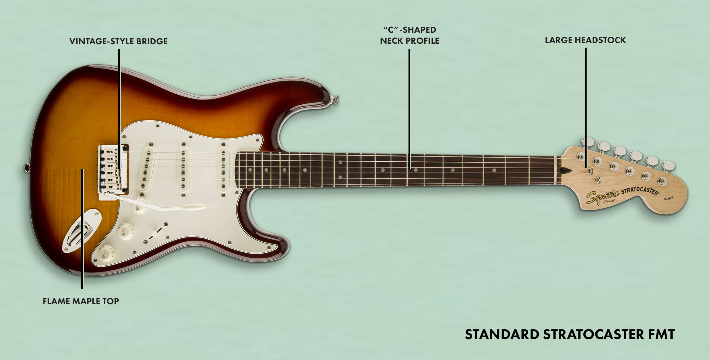 Squier Stratocaster: A Buying Guide | Fender Guitars