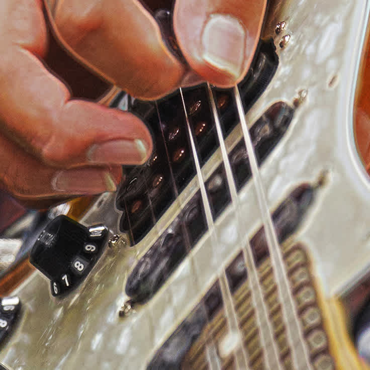 How to Choose Electric Guitar Strings