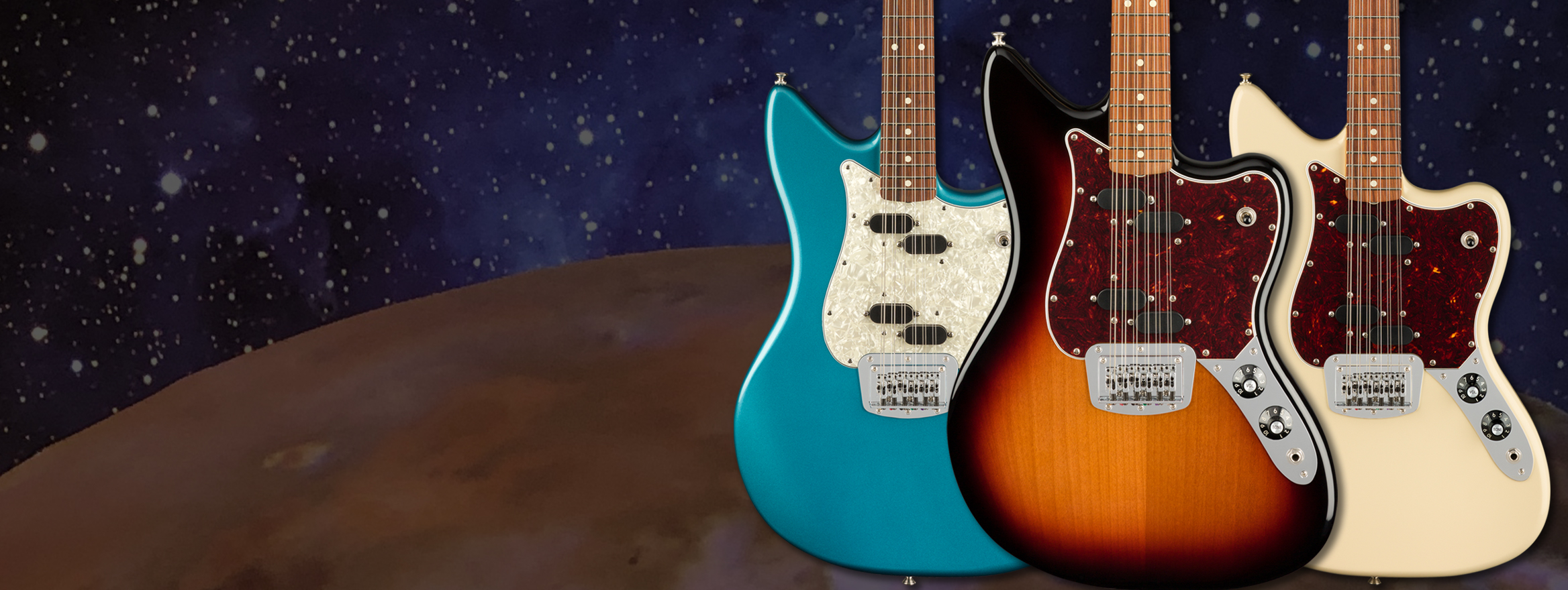 Inside the Alternate Reality Electric XII | Fender Guitars