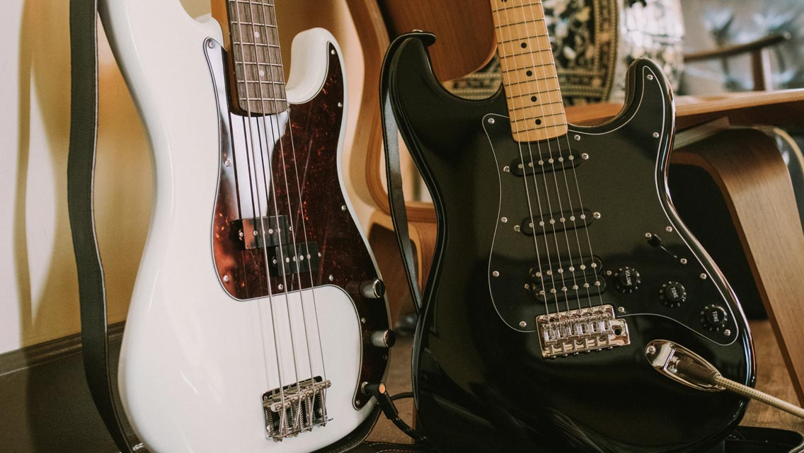 Fender Guitars | Electric, Acoustic & Bass Guitars, Amps