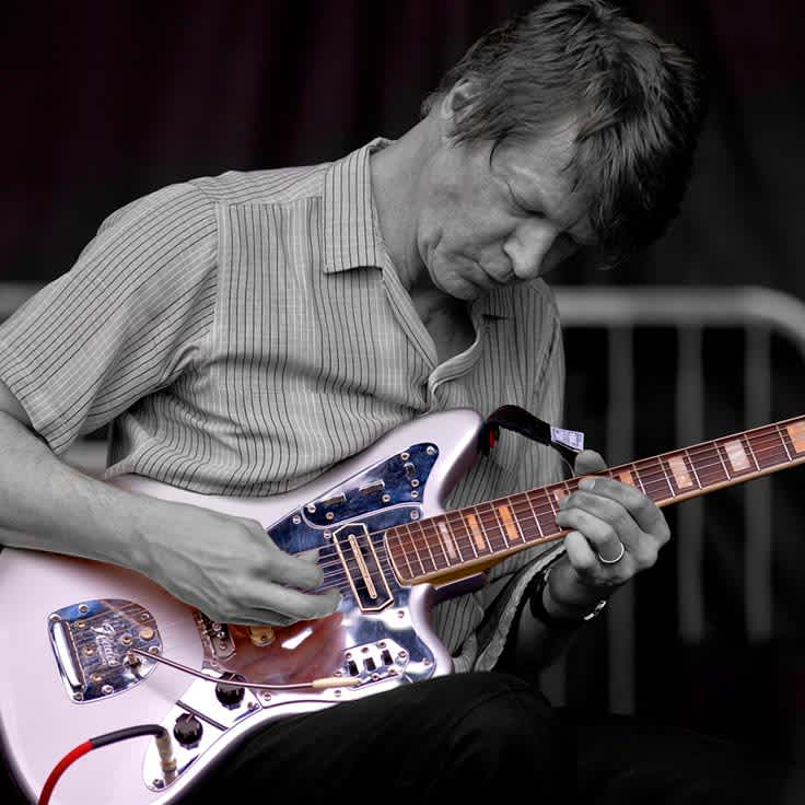 Iconic Mods: Nels Cline's '69 Jaguar and '59 Jazzmaster