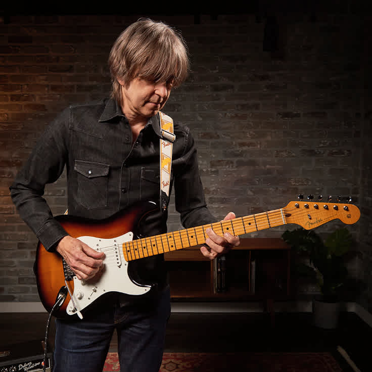 A Special Name for a Special Guitar: The Eric Johnson Virginia Strat