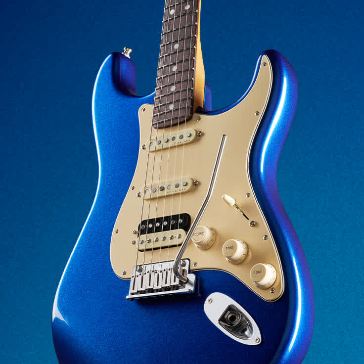The State-of-the-Art Features Elevating Fender's American Ultra Series