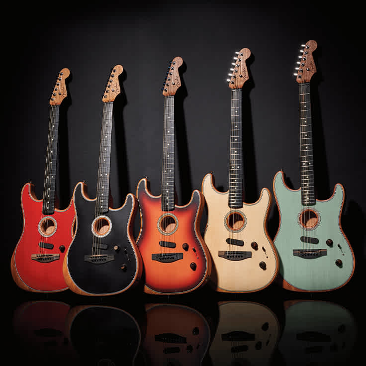 5 Key features of the Acoustasonic Stratocaster You Need to Know