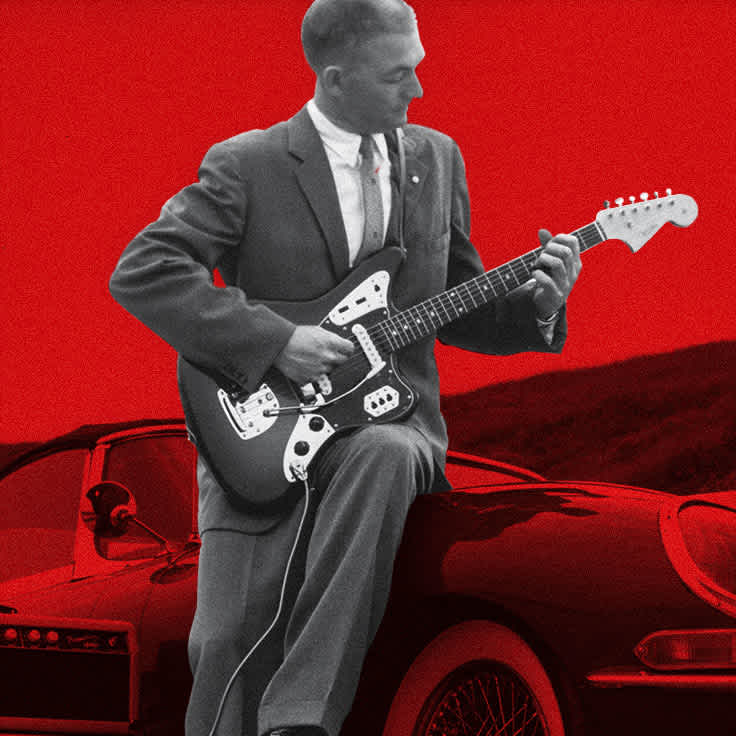From Surf to Shoegaze, a History of the Jaguar