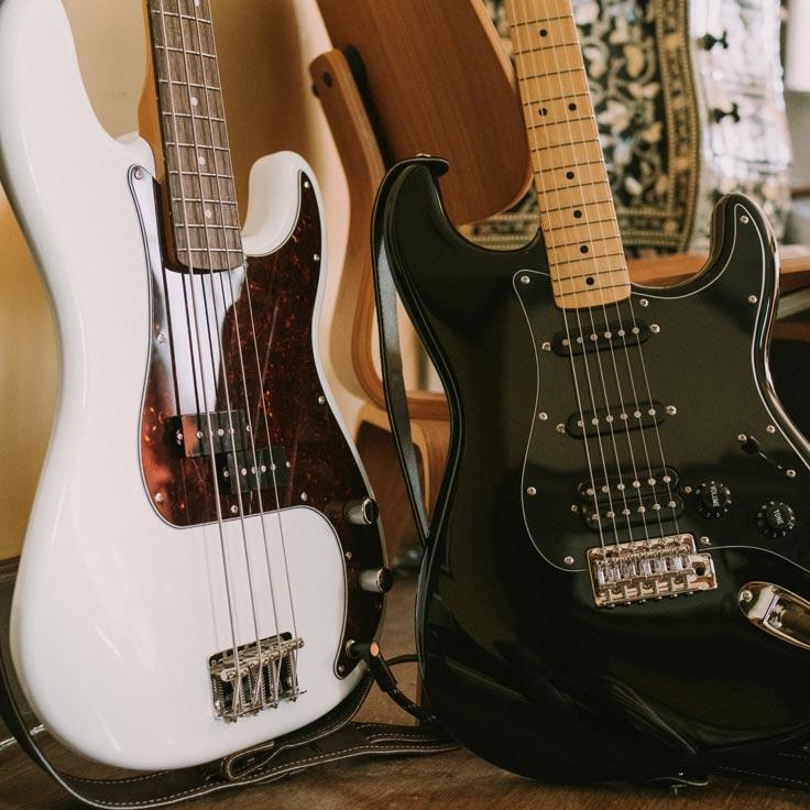 Bass Guitar Tuner Online | Tuning Bass Guitars | Fender