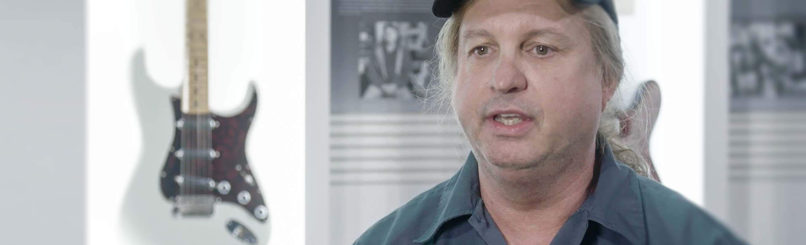 Master Builder Greg Fessler On His Texas Special Strat