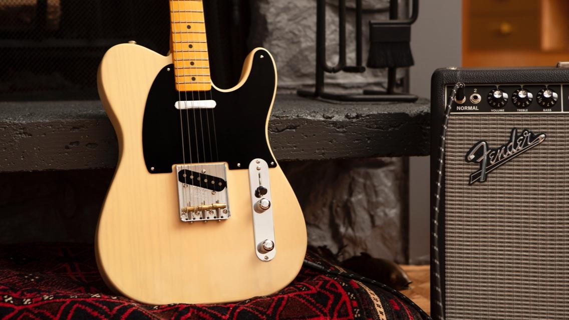 Fender /'51 Nocaster kit modified for custom wiring