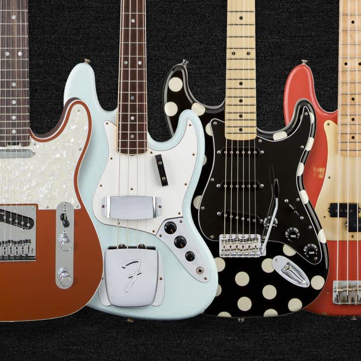 Finishing School: The Science and Style of Fender Finishes