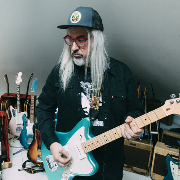 J Mascis on His Personal Guitars and Learning To Play
