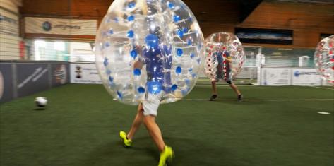 Bubble foot