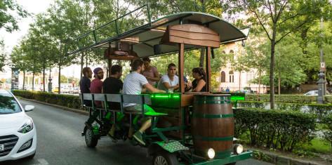 Beer bike (30 litre)