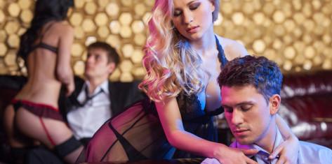 Stripclub & Nachtclub-Eintritt