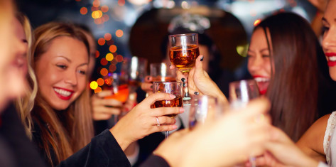 VIP Table & Drinks @Friends Club
