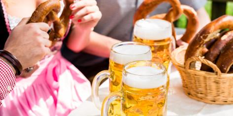 Rickshaw Beer Garden / Pub Tour