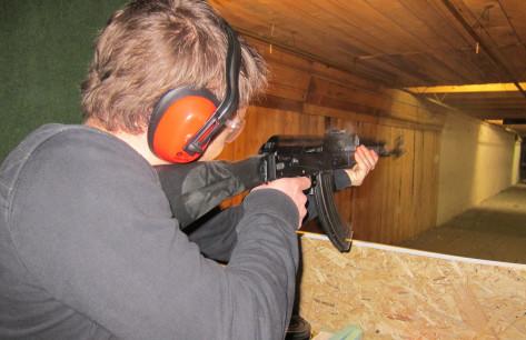 AK-47 Taster