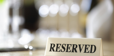 Dinner Reservation