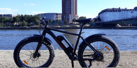 E-Bike-Sightseeing-Tour