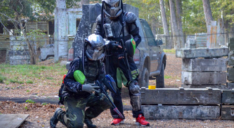 Paintball in Prague - Predator Hunt
