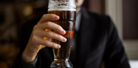 Beer tasting