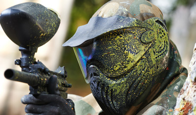 Paintball (Transfer incl.)