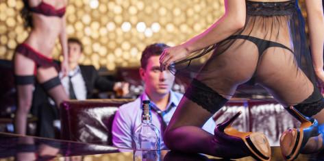 Stripclub-Eintritt
