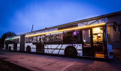 Partybus (bis zu 40 Pers.)