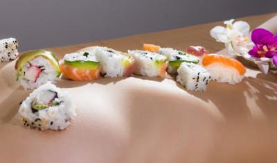 Nøgen Sushi