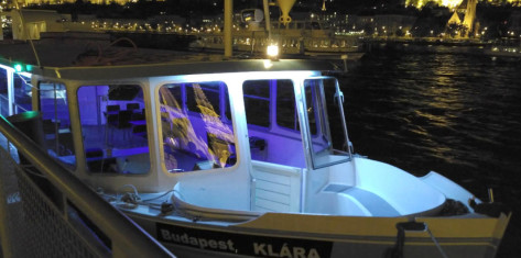 1 hour Danube Cruise (up to 20 guests)
