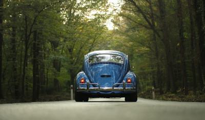 VW Käfer Stadtrundfahrt