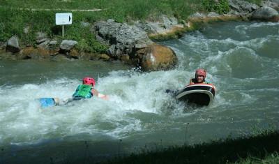 Hydrospeeding