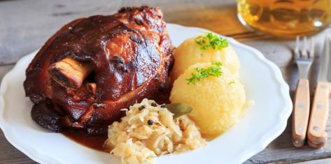 Dinner - Traditional German Wirtshaus