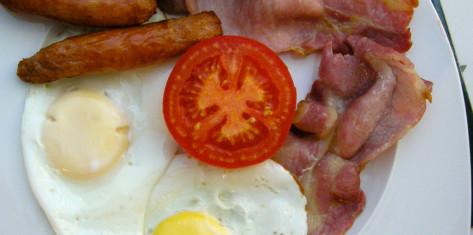 Frühstück für den Morgen danach
