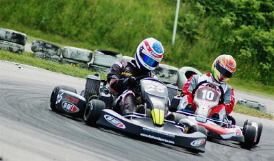 Outdoor Superkarts
