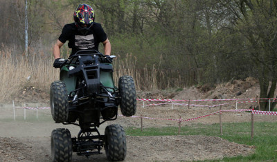 Painball og Quad Bikes
