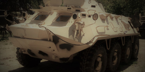 APC (BTR-60) Driving Experience