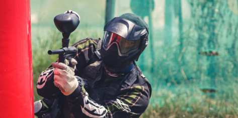 Paintball outdoor (2 Hours)
