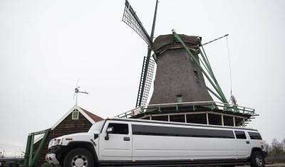 Virée en Limousine Hummer