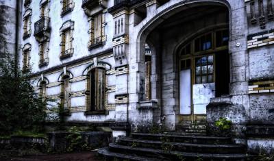 Hôtel effrayant