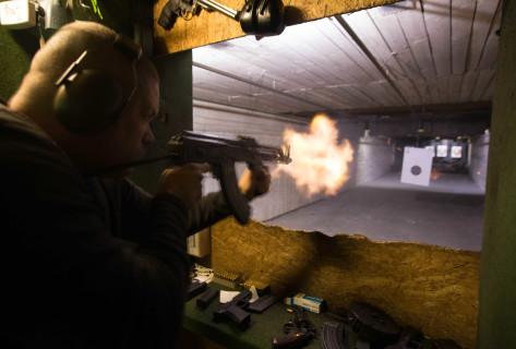 AK-47 Puissante