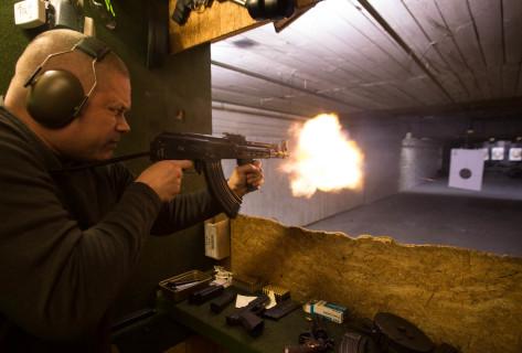 Pistolen- & Gewehrschießen
