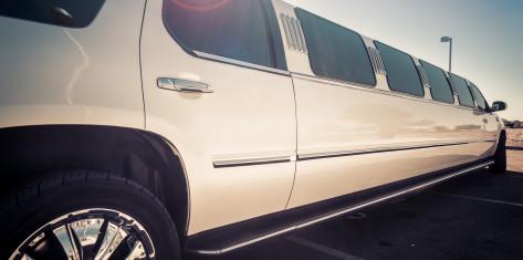 Limousine fra Lufthavnen