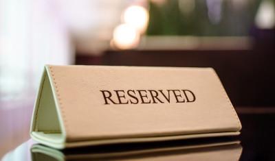 Dinner Reservations