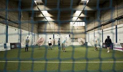 Bubble Football Indoor