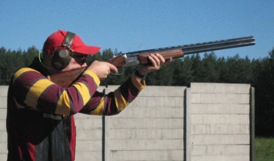 Clay-pigeon Shooting