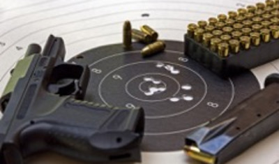 Pistol & Machine Gun Shooting