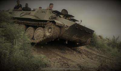 Conduite d'un Tank