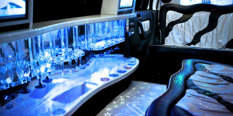 VIP Stretch-Limo